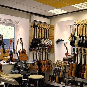 Музыкальные магазины Высоковска