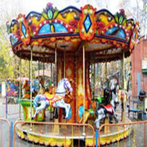Парки культуры и отдыха Высоковска