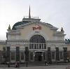 Железнодорожные вокзалы в Высоковске