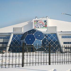 Спортивные комплексы Высоковска