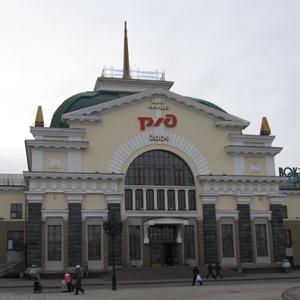 Железнодорожные вокзалы Высоковска